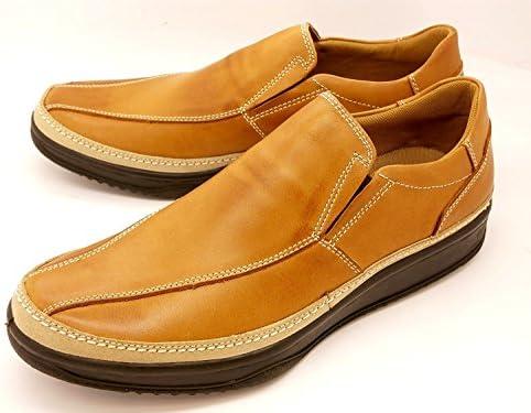 【3E】【ボブソン】BOBSON 紳士靴 5423 メンズウォーキングシューズブラウン26.5cm