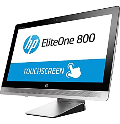 HP ELITEONE 800 G2 23-IN TOUCH ALL IN ONE, INTEL CORE I5-6500 CPU @ 3.20GHZ, 8GB RAM, 128GB SSD, INTEL HD GRAPHICS 530, WINDOWS 7 PRO all-in-one (Certified Refurbished)