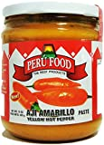 Peru Food Aji Amarillo Yellow Pepper 15 Oz. (3-Pack)