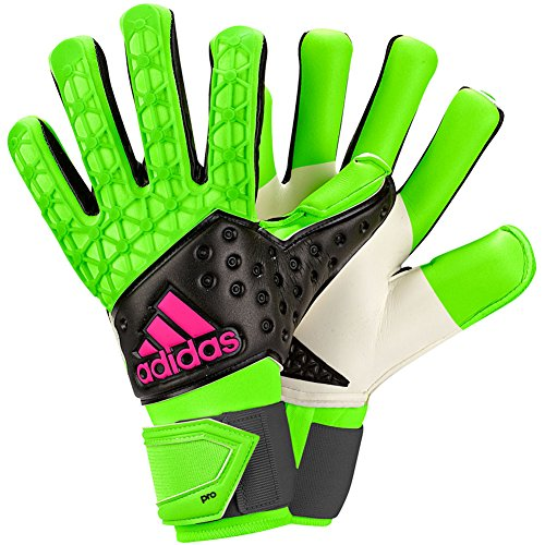 Adidas Ace Zones Pro Goalkeeper Gloves Blue/White (Tech Goalkeeper Jersey)