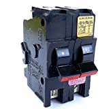 FEDERAL PACIFIC NA215 2P15 FPE Circuit Breaker 2 Pole 15 Amp