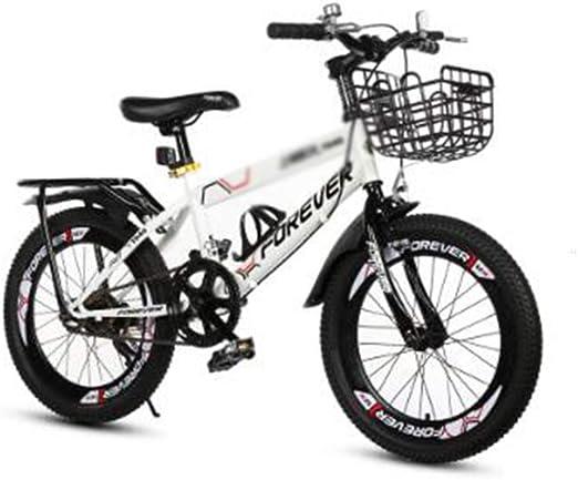 DT Bicicleta para niños 6-7-8-9-10-11-12 años Carro de bebé Chica ...