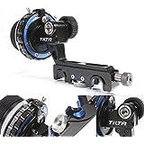 Tilta FF-T03 Cine Follow Focus 15mm For BMPCC BMPC BMCC 4K Canon 1DX 5D III 7D 70D Nikon D800 D810 D750 D8000 Panasonic GH3 GH4 SONY Alpha A7S A7R A7S2 A7R Mark II MK2 PXW-FS7 Camera for Tilta ES-T07 ES-T15 ES-T16 ES-T17 ES-T17A Cage