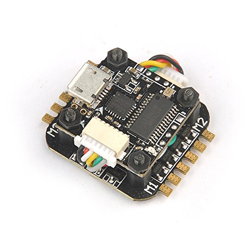 USAQ Betaflight F3 Micro 6A 2S 4-In-1 Brushless ESC OSD Flight Controller Micro Cube