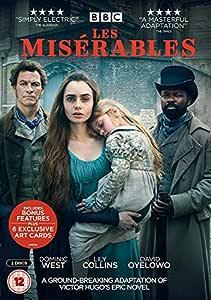 Les Miserables Bbc Edizione: Regno Unito Italia DVD
