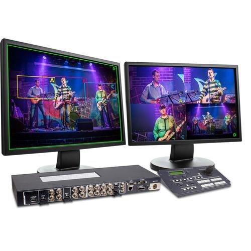 Datavideo KMU-100 4K Multi-Camera Unit by Datavideo