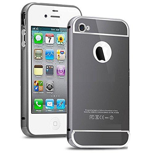 aluminum bumper case iphone 4s - 3