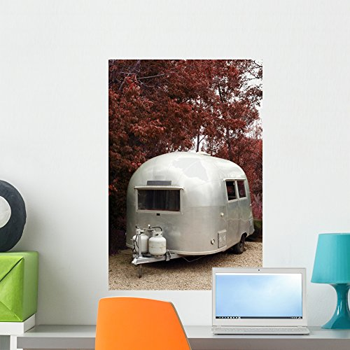 Wallmonkeys WM177943 Vintage Safari Sport Airstream, used for sale  Delivered anywhere in USA