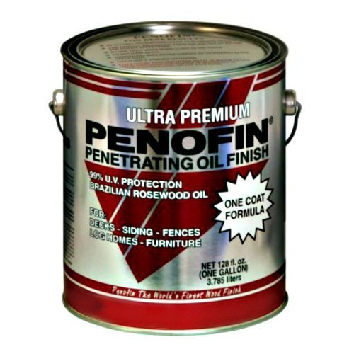 Penofin F3MWRGA Ultra Premium Red Label, Western Red Cedar ~ Gallon by PERFORMANCE COATINGS INC. - PENOFIN