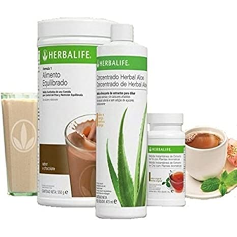 Tratamiento para bajar de peso herbalife