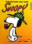 Snoopy 13 El�mentaire mon cher Snoopy