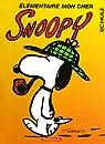 Snoopy, tome 13 : Elémentaire mon cher Snoopy par Monroe Schulz