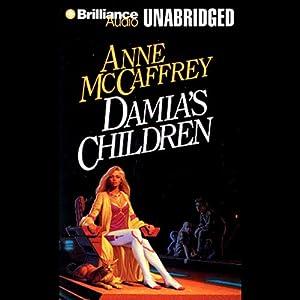 Damia's Children Audiobook