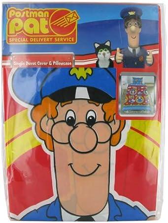 Postman Pat Jessie Duvet Cover & Pillow