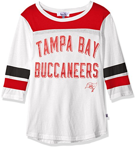 26e20a8b6 Touch by Alyssa Milano NFL Tampa Bay Buccaneers Women s Gridiron Tee