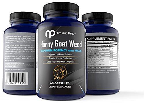 Horny Goat Weed Benefits for Libido & Bone Health
