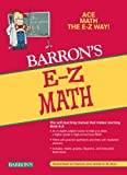 E-Z Math, Anthony Prindle and Katie Prindle, 0764141325