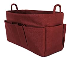 Large Purse Organizer Insert, Tote Organizer, Bag Organizer for Speedy 35, Neverfull MM: By K&M►If you are tired of searching through your purse for wallet, keys, diary, credit card, ticket, sunglasses, smartphone, earphones, charger, po...