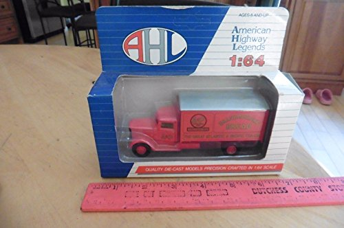 AHL American Highway Legends Hartoy Peterbuilt 260 A&P Grandmother's Bread truck from Genric