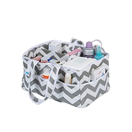 Bolsa para Pañales Caddy, Baby Diaper Bag, Multifunción Organizador para Bebé Pañales, Bolsa