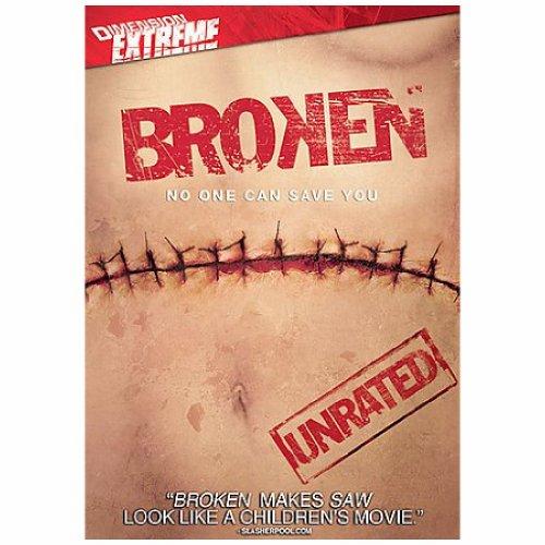 BROKEN Broken Cd Rom
