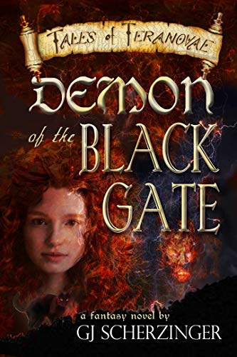 Demon of the Black Gate by [Scherzinger, GJ]