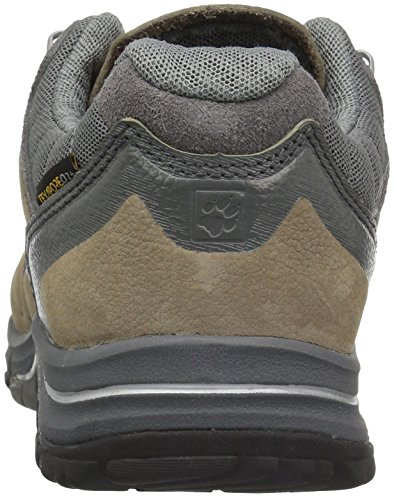 Women's Low Texapore Prime Boot Altiplano Wolfskin W Hiking Jack Siltstone Awa1qFx5f