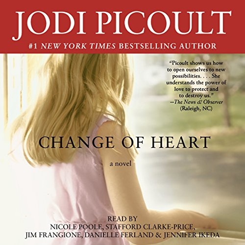 Change of Heart: A Novel Audiobook [Free Download by Trial] thumbnail