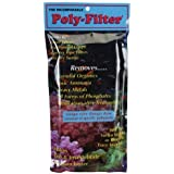 "Poly Bio Marine - Poly Filter Custom Fit Removes Waste - 4 x 8"" 3-pack"