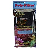 "poly filter - Poly Bio Marine - Poly Filter Custom Fit Removes Waste - 4 x 8"" 3-pack"
