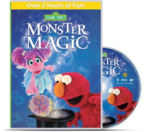 Sesame Street: Monster Magic ()