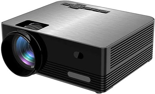 ZXGHS Video Proyector, Inteligente WiFi Inalámbrica Bluetooth Mini ...