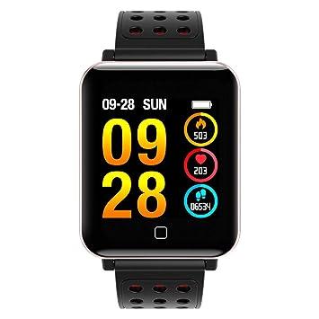 Cebbay Reloj Inteligente Rastreador de Fitness para Correr, Senderismo y Escalada,Reloj Corriendo Pulsera Actividad Inteligente: Amazon.es: Electrónica