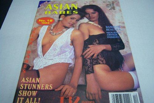 Asian Babes Adult Magazine