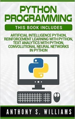 Python Programming: 4 Manuscripts