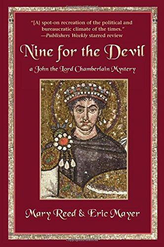 Nine for the Devil (John, the Lord Chamberlain Mysteries)