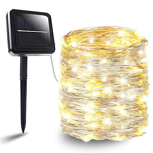 Led Solar Fairy Lights 200 in US - 2
