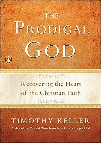 Prodigal God Pdf