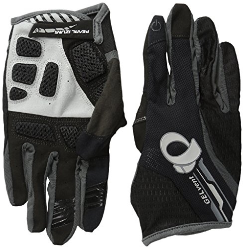 Pearl Izumi - Ride Men's Elite Gel Vent Full Finger Gloves, Black, Small Vent Full Finger