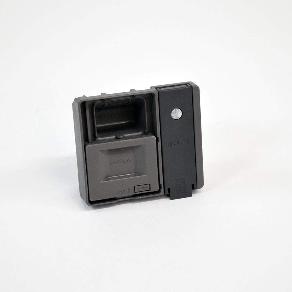 Whirlpool W10876529 Dishwasher Detergent Dispenser Genuine Original Equipment Manufacturer (OEM) Part