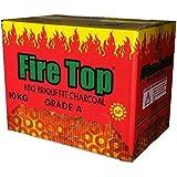 Fire Top BBQ Briquettes Charcoal - 10 Kg