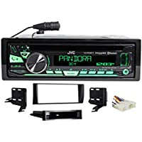 2002-2006 Toyota Camry JVC Car Stereo CD Player/Receiver w/Bluetooth+USB+Pandora