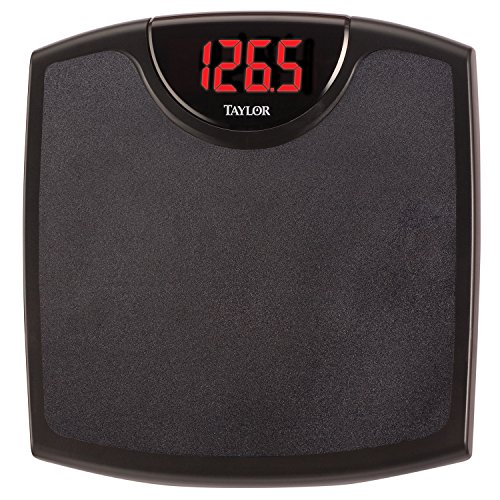 Taylor Precision Products Digital Scale with Superbrite Red LED Readout by Taylor Precision Products