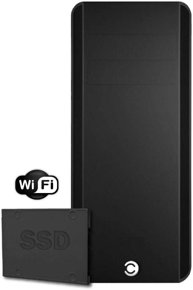 Computador Desktop Intel Core i7 16GB SSD 240GB + HD 500GB Wifi HDMI Áudio HD CorPC Powered