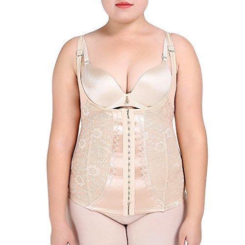a31b1a21f42 Paz Wean Bodyshapers Shape Wear Plus Size Shapewear for Women 4X Tank Top  Underbust Underwear