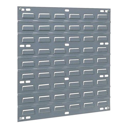 Wall Mountable Louvered Panel