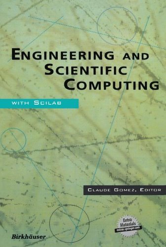 Engineering and Scientific Computing with Scilab by Brand: Birkhäuser