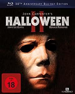 Halloween II - 30th Anniversary Blu-ray Edition [Blu-ray] [Alemania]