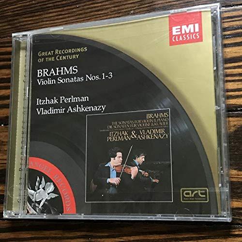 Brahms: Violin Sonatas Nos. 1-3 ()