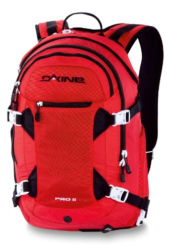 Dakine Pro 2 Pack, 26-Litre, Red, Outdoor Stuffs
